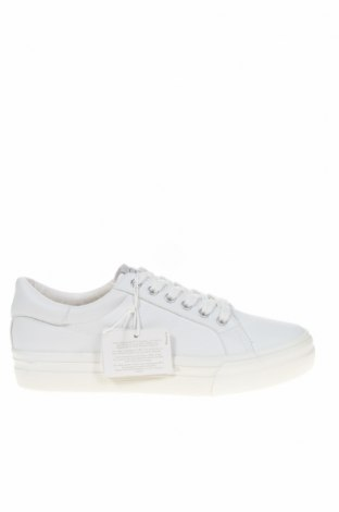 Дамски обувки Tamaris, Размер 40, Цвят Бял, Еко кожа, Цена 55,50лв.