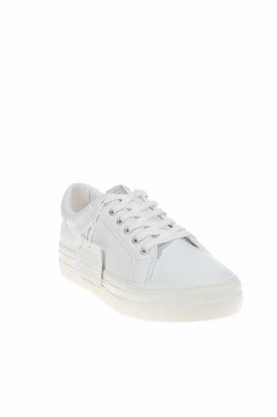 Дамски обувки Tamaris, Размер 40, Цвят Бял, Еко кожа, Цена 41,35лв.