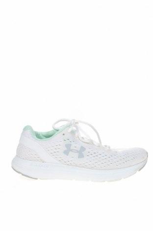 Дамски обувки Under Armour, Размер 38, Цвят Бял, Текстил, Цена 74,00лв.