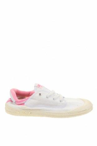 Γυναικεία παπούτσια Dunlop, Μέγεθος 38, Χρώμα Λευκό, Κλωστοϋφαντουργικά προϊόντα, Τιμή 30,53€