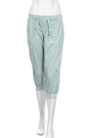 Дамски панталон, Размер L, Цвят Син, Памук, Цена 5,78лв.