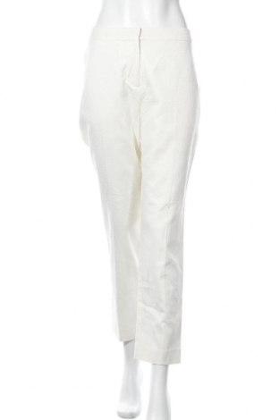 Дамски панталон, Размер XL, Цвят Екрю, Памук, Цена 57,96лв.
