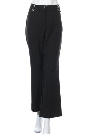Дамски панталон, Размер L, Цвят Черен, Полиестер, Цена 20,48лв.