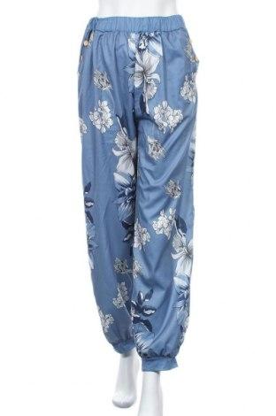 Дамски панталон, Размер M, Цвят Син, Цена 13,86лв.