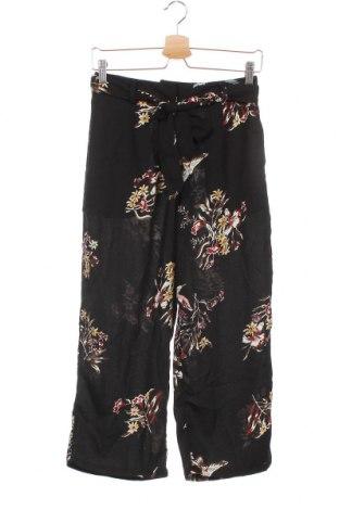 Γυναικείο παντελόνι About You, Μέγεθος XS, Χρώμα Μαύρο, Πολυεστέρας, Τιμή 20,68€