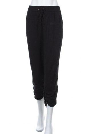 Pantaloni de femei Alexia, Mărime 3XL, Culoare Negru, Viscoză, Preț 43,77 Lei
