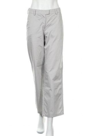 Дамски панталон Armani Jeans, Размер L, Цвят Сив, Памук, Цена 36,90лв.