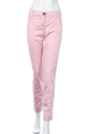 Дамски панталон Ashley Brooke, Размер M, Цвят Розов, 98% памук, 2% еластан, Цена 18,48лв.