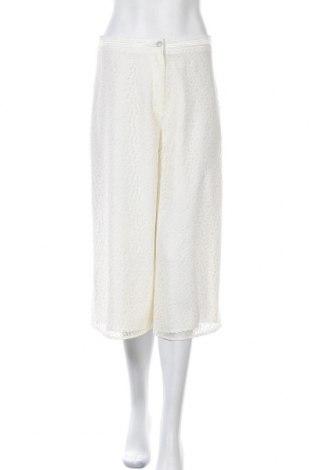 Дамски панталон Axara, Размер M, Цвят Бял, Полиамид, Цена 35,70лв.