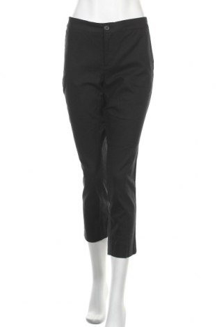 Γυναικείο παντελόνι Banana Republic, Μέγεθος L, Χρώμα Μαύρο, 97% βαμβάκι, 3% ελαστάνη, Τιμή 23,39€