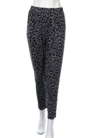 Дамски панталон Brilliant, Размер XXL, Цвят Сив, Вискоза, еластан, Цена 27,41лв.