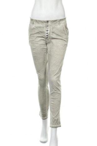 Дамски панталон Buena Vista, Размер M, Цвят Бежов, 98% памук, 2% еластан, Цена 18,48лв.