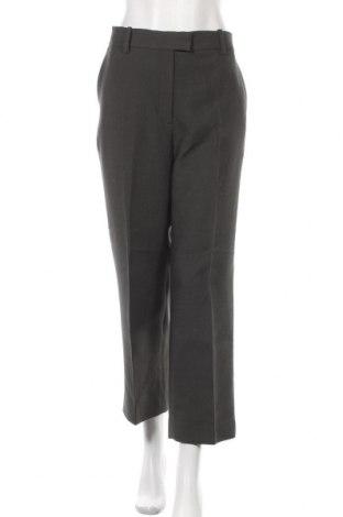 Γυναικείο παντελόνι COS, Μέγεθος XL, Χρώμα Γκρί, 53% πολυεστέρας, 43% μαλλί, 4% ελαστάνη, Τιμή 28,76€