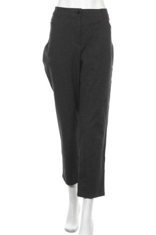 Дамски панталон Chico's, Размер XL, Цвят Черен, 54% памук, 43% вискоза, 3% еластан, Цена 80,33лв.