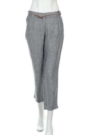 Γυναικείο παντελόνι Christian Berg, Μέγεθος M, Χρώμα Γκρί, Λινό, Τιμή 28,50€