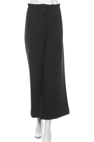 Γυναικείο παντελόνι City Chic, Μέγεθος XL, Χρώμα Μαύρο, 95% πολυεστέρας, 5% ελαστάνη, Τιμή 37,67€