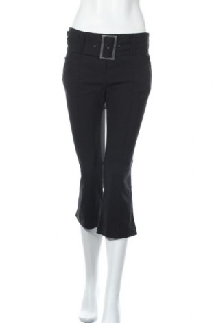 Дамски панталон Clockhouse, Размер L, Цвят Черен, 70% вискоза, 27% полиамид, 3% еластан, Цена 6,99лв.