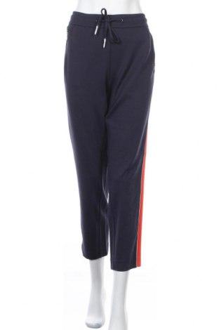 Γυναικείο παντελόνι S.Oliver, Μέγεθος L, Χρώμα Μπλέ, 66% βισκόζη, 29% πολυαμίδη, 5% ελαστάνη, Τιμή 18,32€
