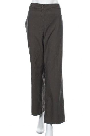 Дамски панталон Courtenay, Размер XL, Цвят Зелен, 62% полиамид, 30% вискоза, 8% еластан, Цена 7,35лв.