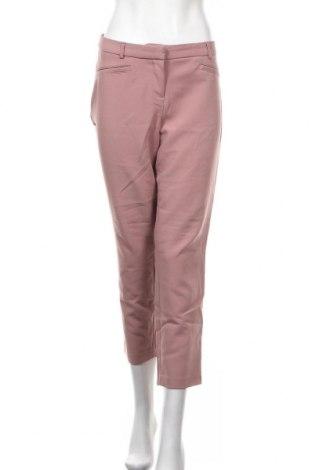 Дамски панталон Cynthia Rowley, Размер L, Цвят Розов, 72% полиестер, 21% вискоза, 7% еластан, Цена 32,34лв.