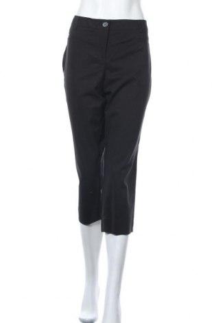 Дамски панталон Dalia, Размер XL, Цвят Черен, 64% памук, 32% полиамид, 4% еластан, Цена 14,49лв.