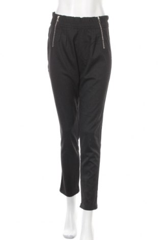Дамски панталон De.corp By Esprit, Размер M, Цвят Черен, 65% полиестер, 32% вискоза, 3% еластан, Цена 34,50лв.