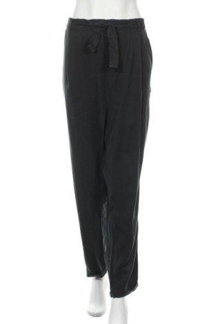 Дамски панталон Design By Kappahl, Размер XL, Цвят Сив, Лиосел, Цена 23,94лв.