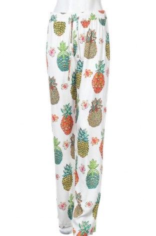 Дамски панталон Desigual, Размер M, Цвят Многоцветен, Вискоза, Цена 116,07лв.