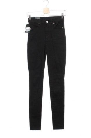 Γυναικείο παντελόνι Dr. Denim, Μέγεθος S, Χρώμα Μαύρο, 95% βαμβάκι, 5% ελαστάνη, Τιμή 18,93€