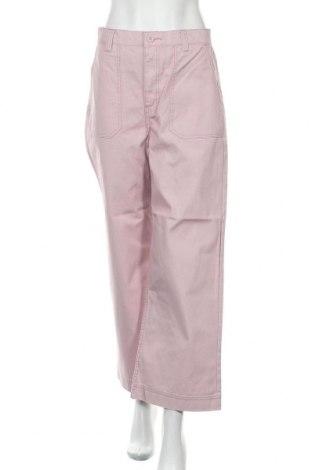 Γυναικείο παντελόνι Dr. Denim, Μέγεθος L, Χρώμα Ρόζ , Βαμβάκι, Τιμή 17,07€