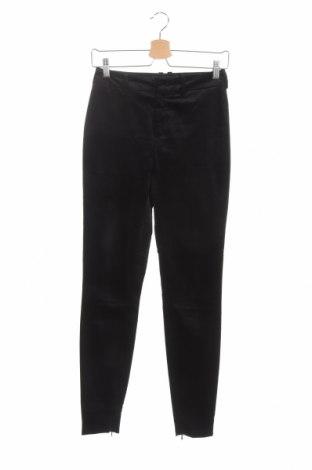 Дамски панталон Drykorn for beautiful people, Размер S, Цвят Черен, 79% памук, 19% модал, 2% еластан, Цена 13,91лв.