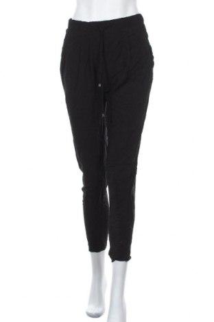 Дамски панталон Esmara, Размер S, Цвят Черен, Вискоза, Цена 16,38лв.