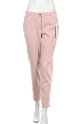 Дамски панталон Esprit, Размер M, Цвят Розов, 71% полиестер, 25% вискоза, 4% еластан, Цена 26,70лв.