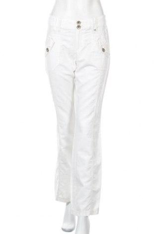 Дамски панталон Esprit, Размер M, Цвят Екрю, Цена 22,84лв.