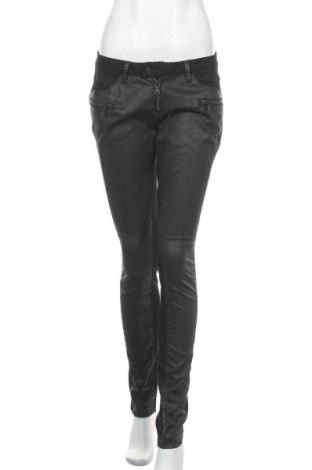 Дамски панталон Freeman T. Porter, Размер M, Цвят Черен, Цена 33,08лв.