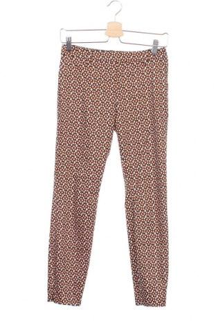 Дамски панталон H&M, Размер XS, Цвят Многоцветен, 61% памук, 36% полиестер, 3% еластан, Цена 7,08лв.