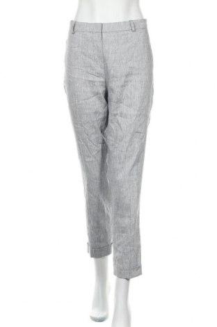 Γυναικείο παντελόνι Jake*s, Μέγεθος L, Χρώμα Μπλέ, 56% λινό, 28% πολυεστέρας, 14% βισκόζη, 2% ελαστάνη, Τιμή 26,68€