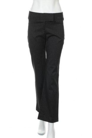 Дамски панталон Karen Millen, Размер M, Цвят Черен, 57% вълна, 37% вискоза, 3% полиестер, 1% еластан, 1% полиамид, 1% памук, Цена 15,91лв.