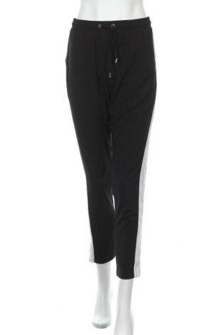 Γυναικείο παντελόνι Liu Jo, Μέγεθος M, Χρώμα Μαύρο, 92% πολυεστέρας, 8% ελαστάνη, Τιμή 62,74€