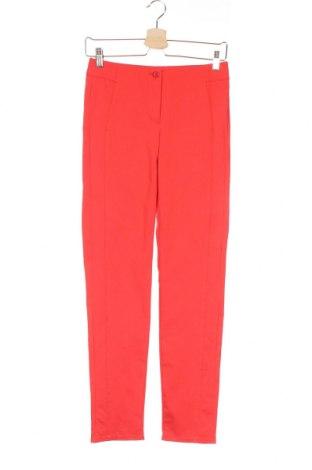 Γυναικείο παντελόνι Madeleine, Μέγεθος XS, Χρώμα Κόκκινο, Τιμή 20,98€