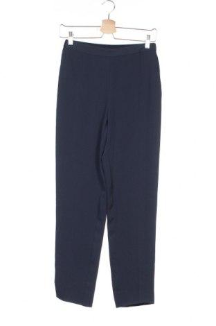 Γυναικείο παντελόνι Maison Margiela, Μέγεθος XS, Χρώμα Μπλέ, Πολυεστέρας, Τιμή 70,18€