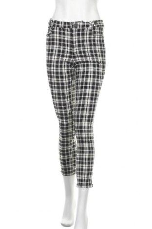 Дамски панталон Mango, Размер S, Цвят Черен, 75% вискоза, 13% полиамид, 9% полиестер, 3% еластан, Цена 22,05лв.