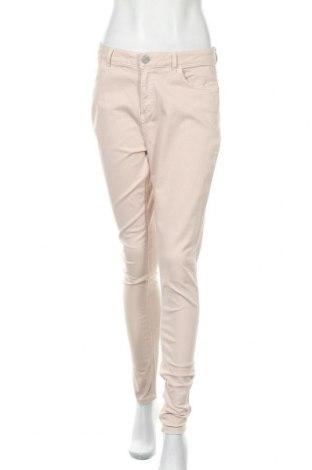 Дамски панталон Marks & Spencer, Размер M, Цвят Розов, 84% памук, 13% полиестер, 3% еластан, Цена 21,00лв.