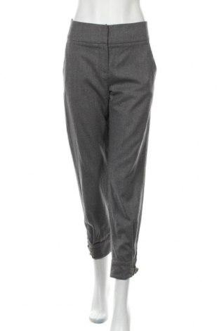 Γυναικείο παντελόνι Max Mara, Μέγεθος M, Χρώμα Γκρί, 98% μαλλί, 2% ελαστάνη, Τιμή 54,99€