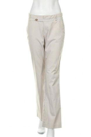 Γυναικείο παντελόνι Mexx, Μέγεθος M, Χρώμα  Μπέζ, 63% βαμβάκι, 34% πολυαμίδη, 3% ελαστάνη, Τιμή 12,99€