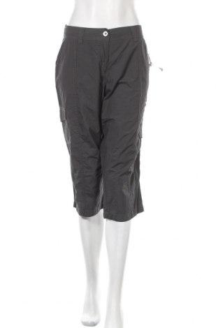 Дамски панталон Michele Boyard, Размер M, Цвят Сив, Памук, Цена 9,45лв.