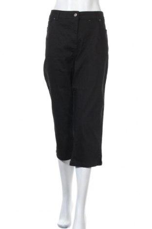 Дамски панталон Millers, Размер XXL, Цвят Черен, 71% памук, 27% полиестер, 2% еластан, Цена 21,26лв.