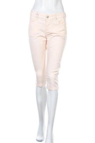 Дамски панталон Mustang, Размер M, Цвят Розов, 65% памук, 32% полиестер, 3% еластан, Цена 28,67лв.