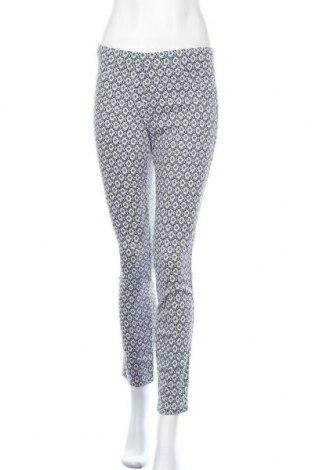 Дамски панталон Oviesse, Размер M, Цвят Син, 70% памук, 28% полиестер, 2% еластан, Цена 21,26лв.