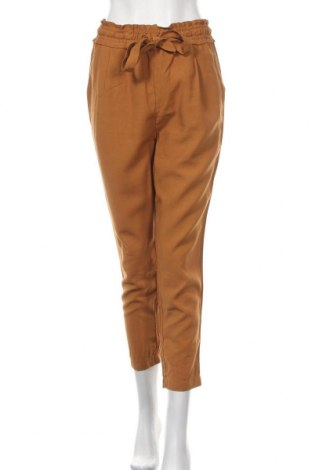 Дамски панталон Pimkie, Размер M, Цвят Кафяв, Цена 19,64лв.